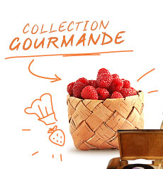 Collection Gourmande